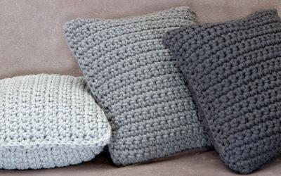 poduszki rękodzieło